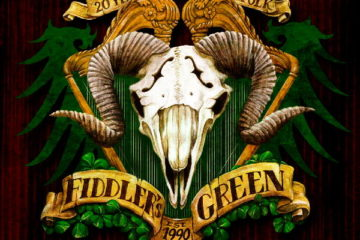 Cover: Fiddler's Green - Folk's Not Dead (DVD)