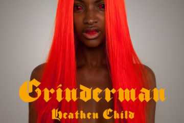 Cover: Grinderman - Heathen Child