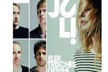 Cover: Juli - Elektrisches Gefühl