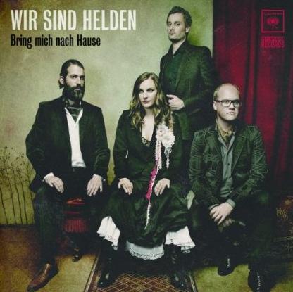 Cover: Wir sind Helden - Bring mich nach Hause