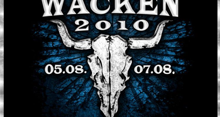 Logo: Wacken Open Air 2010