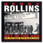 Cover: Henry Rollins - Get In the Van