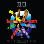 Cover: Depeche Mode - Tour Of The Universe