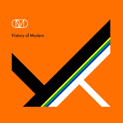 Cover: OMD - History Of Modern
