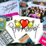 Cover: Destination Anywhere - Party, Love & Tragedy