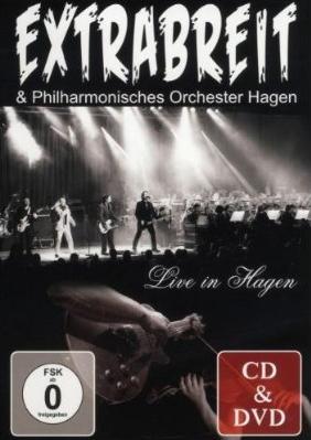 Cover: Extrabreit - Live in Hagen