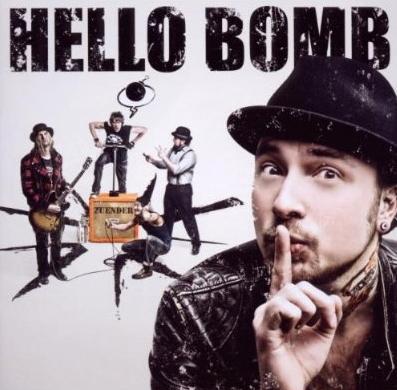 Cover: Hello Bomb - Zuender