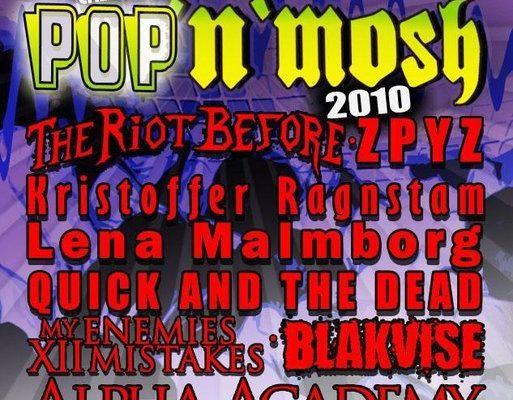 Pop'n'Mosh Fest 2010