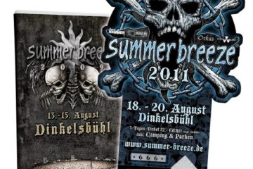 Summer Breeze Ticket 2011 / Summer Breeze DVD 2009