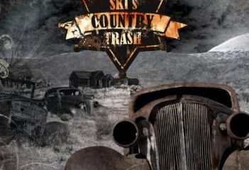 Cover: Ski's Country Trash - Trash Valley