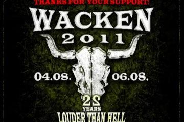 Logo: Wacken 2011