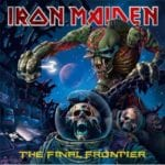 Cover: Iron Maiden - The Final Frontier