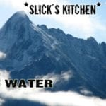 Cover: Slick's Kitchen - Water