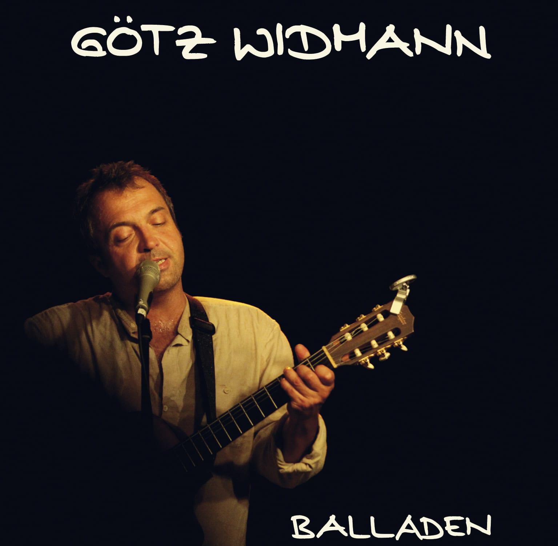 Cover: Götz Widmann - Balladen