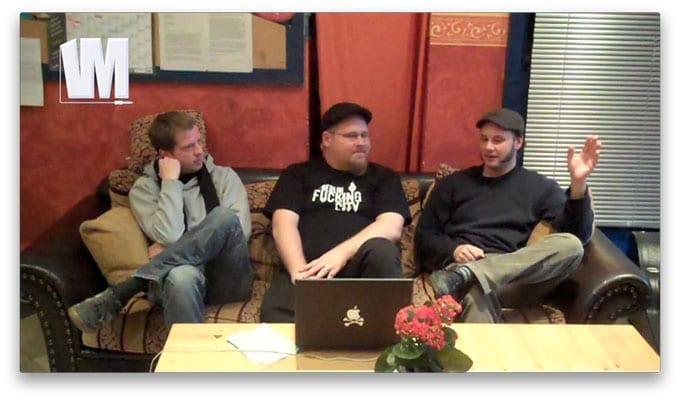 Screenshot: Interview mit Spieltrieb