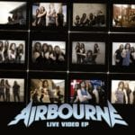 Cover: Airbourne - Live Video EP