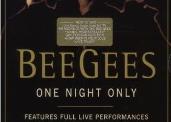 Cover: Bee Gees - One Night Only