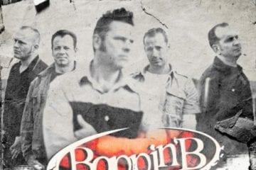 Cover: Boppin'B - B.A.N.G.