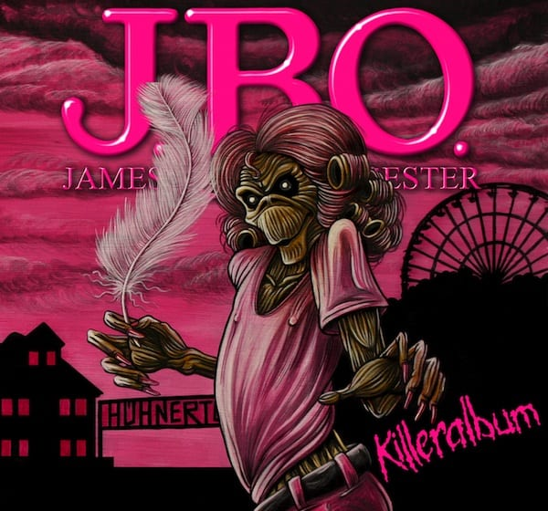 Cover: J.B.O. - Killeralbum