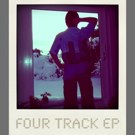 Cover: Evan Freyer - Four Track EP