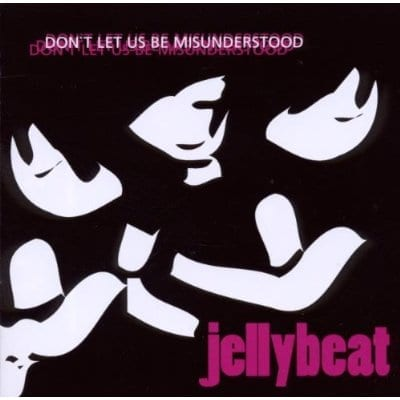 Cover: Jellybeat - don't let us be misunderstood
