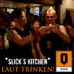 Cover: Slick's Kitchen - Laut trinken!