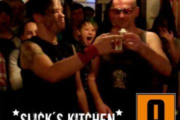 """Slick's Kitchen: """"Liquid Metal"""""""