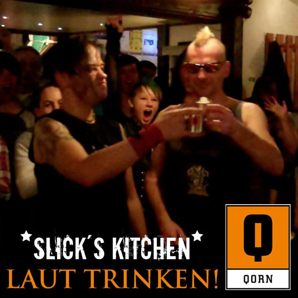 Cover: Slick's Kitchen - Laut trinken!
