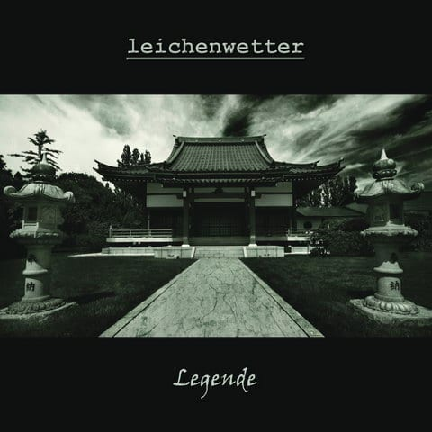 Cover: Leichenwetter - Legende