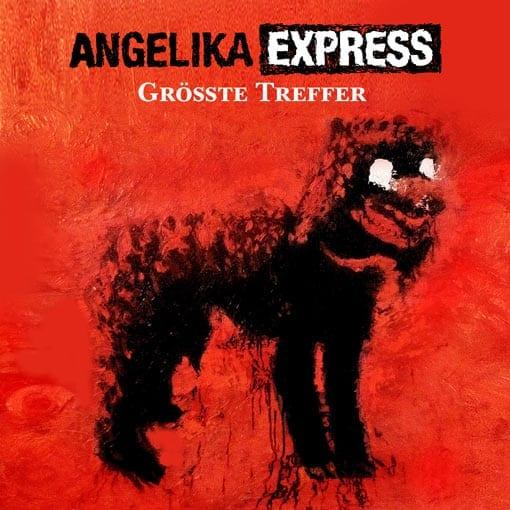 Cover: Angelika Express - Grösste Treffer