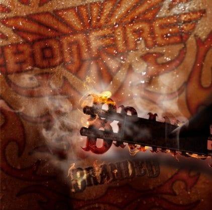 Cover: Bonfire - Branded