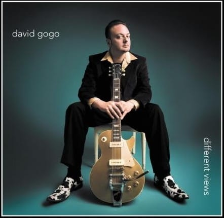 Cover: David Gogo - Different Views