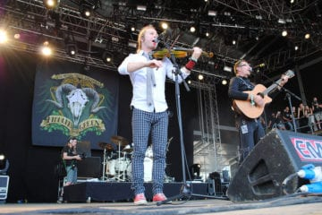 Fiddler's Green - Summer Breeze 2010 - Foto: Jacky