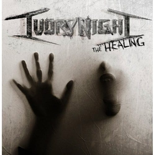 Cover: Ivory Night - The Healing