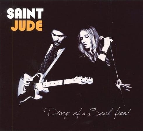 Cover: Saint Jude - Diary Of A Soul Fiend