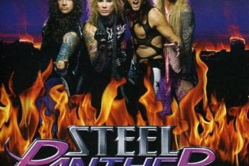 Cover: Steel Panther - Feel The Steel