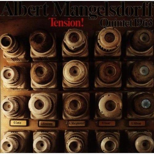 Cover: Albert Mangelsdorff - Tension!