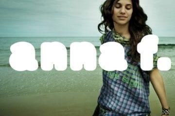 Cover: anna f.