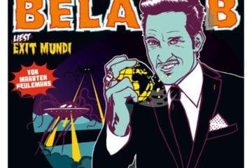 """Bela B: liest """"Exit Mundi"""" von Maarten Keulemans"""