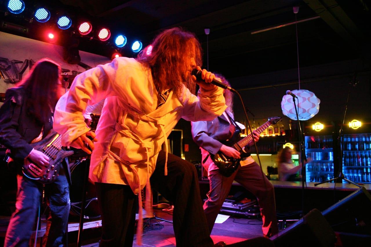 Ivory Night am 11.02.2011 im Kleinen Club in Saarbrücken