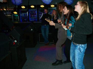 Fotos: Ivory Night - 11.02.2011 Saarbrücken, Kleiner Club