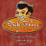 Dick Brave & The Backbeats: Rock'n'Roll Therapy Tour 2011