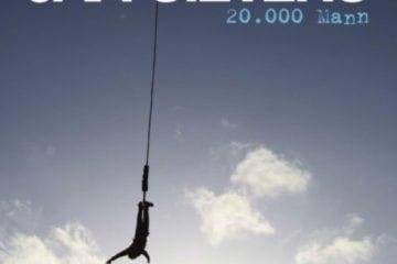 Cover: Jan Sievers - 20.000 Mann
