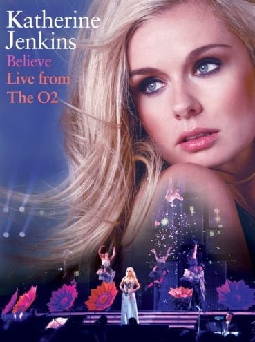Cover: Katherine Jenkins - Believe: Live From The O2
