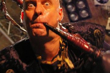 Teufel mit Corvus Corax 2009