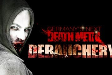 "Pressefoto: Debauchery ""Germany's Next Death Metal"""
