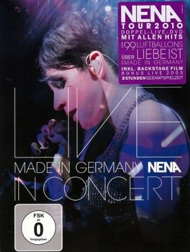 Nena - Made in Germany Live In Concert (DVD)