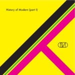 Cover: OMD - History Of Modern (Part1)