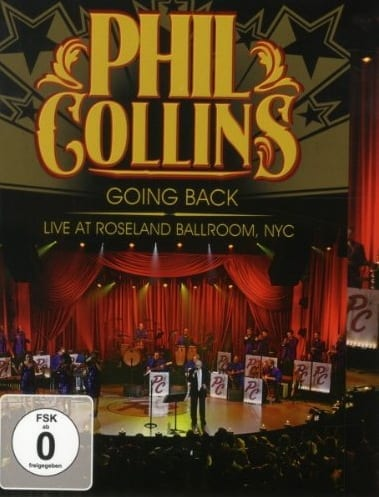 Cover: Phil Collins - Going Back - Live At Roseland Ballroom NYC