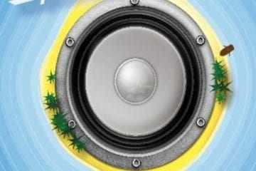 Cover: The Slapstickers - Sonic Island